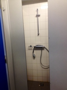 Korno shower